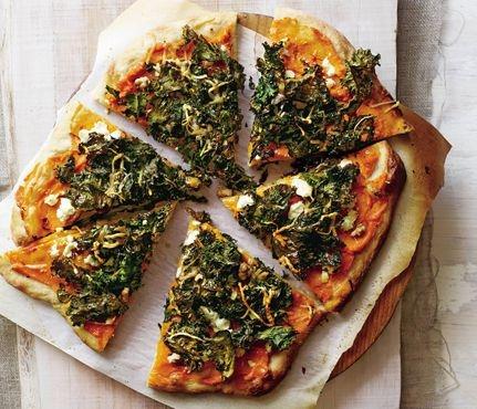 پیتزای سوپرفود